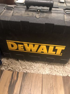 DeWalt circular saw and drill for Sale in Alexandria, VA