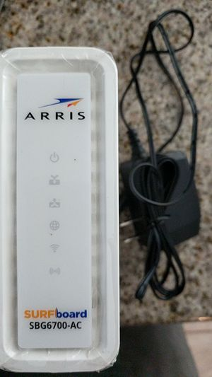 Modem&router Arris for Sale in Fresno, CA
