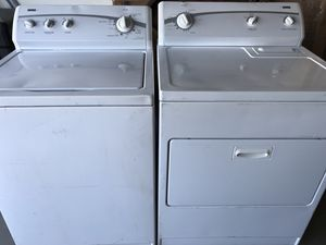 Kenmore Matching set. I can deliver for Sale in Phoenix, AZ