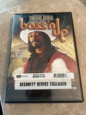Boss'n up dvd for Sale in Mokena, IL