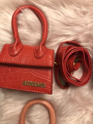Jaquemus Mini Bag for Sale in Owings Mills, MD