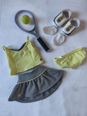 American Girl Tennis outfit for Sale in Miami, FL
