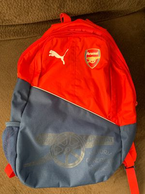 Arsenal Puma Backpack for Sale in Long Beach, CA