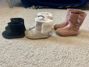 Toddler Girl Boots for Sale in Lexington, SC