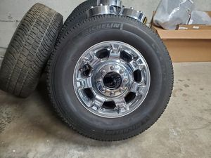 F350 / F250 rims and tires. for Sale in BETHEL, WA