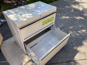 Storage: File Cabinet and Shelf for Sale in Kirkland, WA