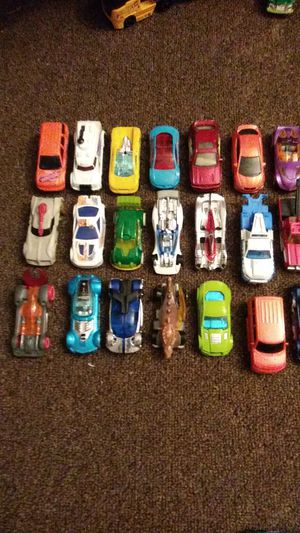 Hot wheels and matchbox cars and trucks for Sale in Cranston, RI
