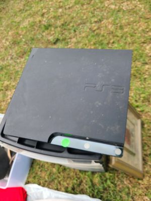PS3 without wires but works. for Sale in Azusa, CA