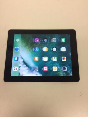 Apple ipad 4 32gb wifi & 4g cellular sim unlock with charger for Sale in Houston, TX