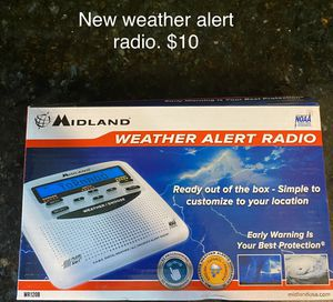 Weather Alert Radio for Sale in Columbia, SC