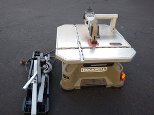 Rockwell scroll saw for Sale in Las Vegas, NV