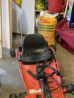 Razor Ground Force Drifter Go Kart for Sale in Covington,  WA