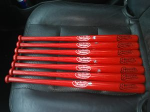 "Louisville Slugger 18"" Mini Bat - LOT OF 4 BATS - $30 For All 4!! for Sale in Ashland City, TN"