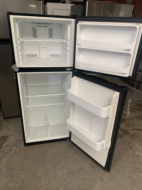 Small refrigerator brand Frigidaire everything is good working condition 60 days warranty