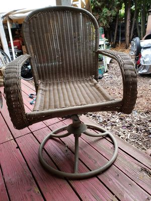 Wicker Chair for Sale in Portland, OR