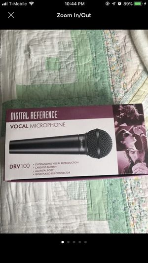 Microphone ( need gone ASAP ) for Sale in Lewisville, TX