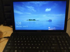 Toshiba C855D 15.6inch laptop for Sale in NEW PRT RCHY, FL