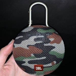 Camo JBL clip 3 brand new DEAL IF YOU PICK UP TONIGHT for Sale in Santa Ana, CA