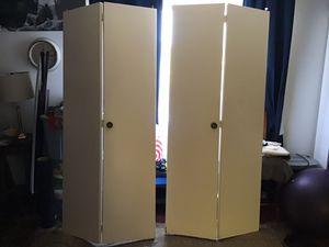 Bifold doors 72x80 for Sale in San Diego, CA