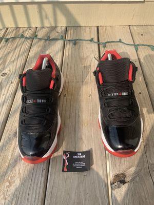 Jordan 11 low Bred for Sale in Wichita, KS