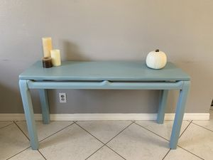 Entryway console sofa table tv stand for Sale in Margate, FL