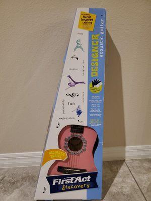 Designer Acoustic Guitar for Sale in Sanford, FL