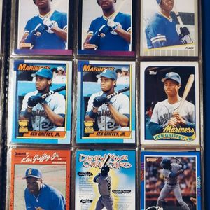 ☆ KEN GRIFFEY JR. BASEBALL CARDS ☆ for Sale in Columbus, OH