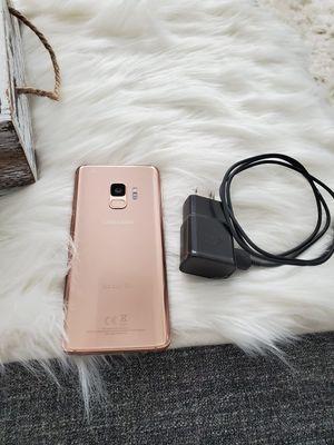 Rosegold Samsung Galaxy S9 for Sale in Clovis, CA