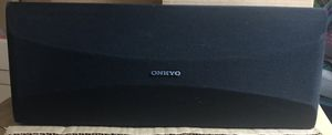 Onkyo SKC-200C Home theater center spe for Sale in NEW CARROLLTN, MD
