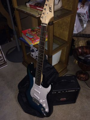 guitars and amplifier for Sale in Oxford, CT