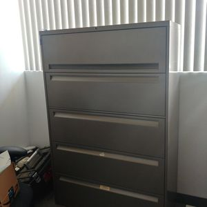 Stainless Steel Filing Cabinet for Sale in Phoenix, AZ