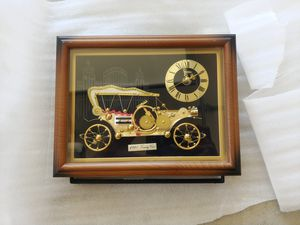 1910 Touring Car Vintage Clock for Sale in Arroyo Grande, CA