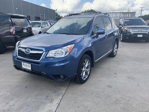 2016 Subaru Forester 2.5i Touring for Sale in San Antonio, TX