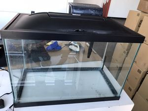 20 ga aquarium for Sale in Lorton, VA