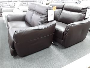 Espresso colored Sofa Set for Sale in West Palm Beach, FL