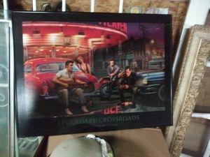 Elvis Presly Frame for Sale in Los Angeles, CA