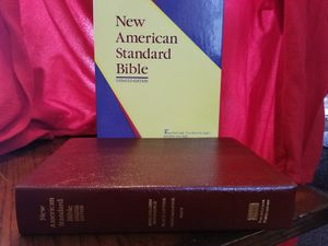 NASB Bible for Sale in Eureka, IL