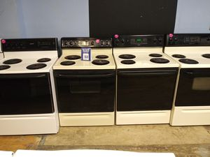 Electric stoves for Sale in Cleveland, OH