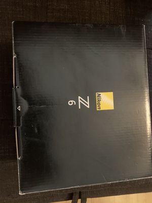 New Nikon Z6 Mirrorless Digital SLR for Sale in Sunnyvale, CA