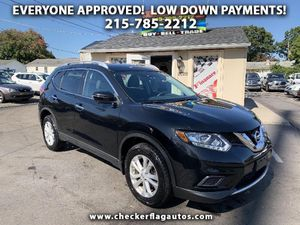 2016 Nissan Rogue SL AWD for Sale in Croydon, PA