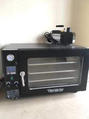 Closed loop and vacuum oven kit for Sale in Flagstaff, AZ - OfferUp