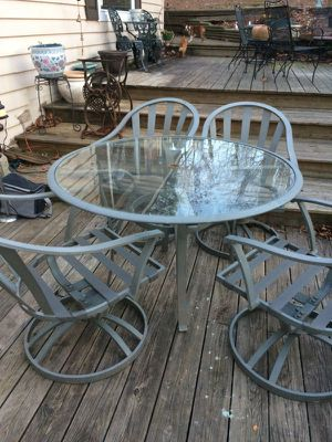 Patio furniture for Sale in Tucker, GA