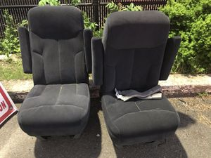 2001 Chevy Mark III Conversion Van captain chairs for Sale in Rahway, NJ
