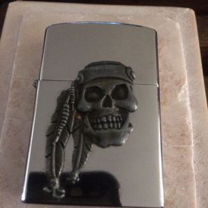 Zippo style lighter for Sale in Wenatchee, WA