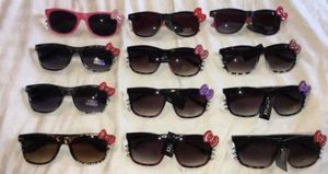 Cute hello Kitty sunglasses brand New in plastic for kids probably 7-teens or adults $5 Each for Sale in Fremont, CA