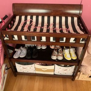 Changing table for Sale in Meriden, CT