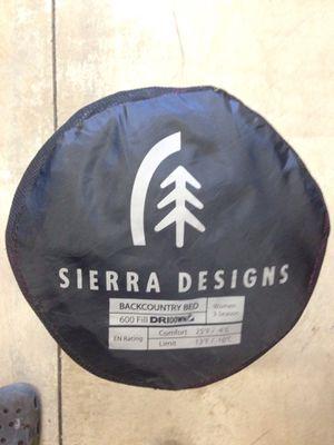 Women's sierra designs sleeping bag for Sale in Sandy, UT