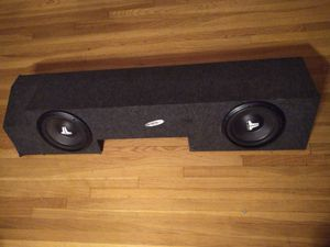 JL audio 10inch Subs Speakers for Sale in Los Angeles, CA