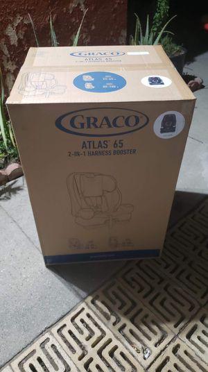 Car seat graco atlas 65 for Sale in Fontana, CA