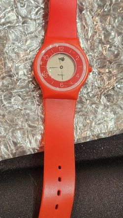 RARE RC (Royal Crown) Red Vintage Watch for Sale in Fruit Cove,  FL